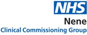 NHS Nene Clinical commissioning Group logo
