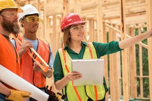 Build yourself a new career in construction